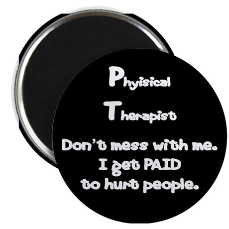 """Don't Mess With Me 2.25"""" Magnet (10 pack)"""