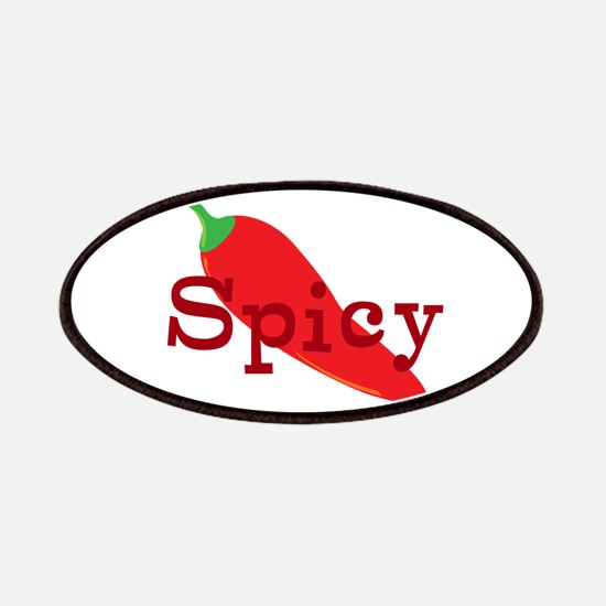 Spicy Chili Pepper Patches