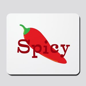 Spicy Chili Pepper Mousepad