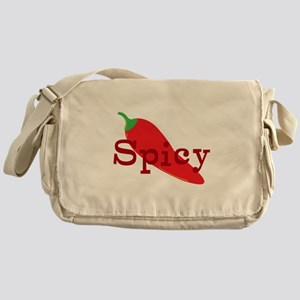 Spicy Chili Pepper Messenger Bag