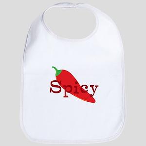 Spicy Chili Pepper Bib