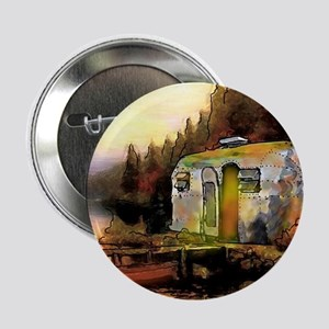 "Airstream camping 2.25"" Button"