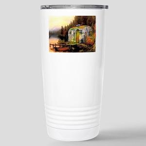 Airstream camping Stainless Steel Travel Mug
