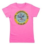 USS CONSTELLATION Girl's Tee