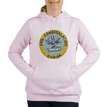 USS CONSTELLATION Women's Hooded Sweatshirt