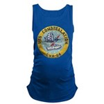 USS CONSTELLATION Maternity Tank Top