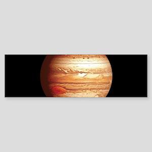 Planet Jupiter Bumper Sticker