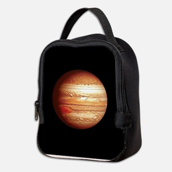 Planet Jupiter Neoprene Lunch Bag