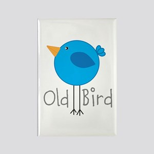 Old Bird Blue Bird Magnets