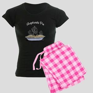 Shepherds Pie Women's Dark Pajamas