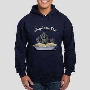 Shepherds Pie Hoodie (dark)