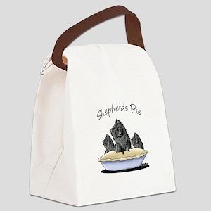 Shepherds Pie Canvas Lunch Bag