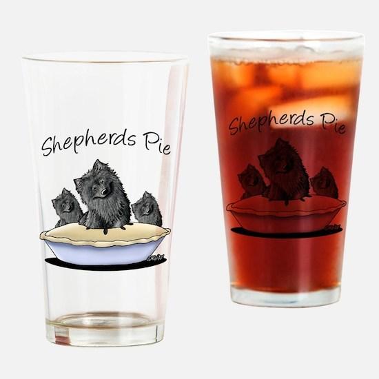 Shepherds Pie Drinking Glass