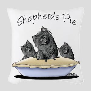 Shepherds Pie Woven Throw Pillow