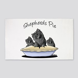 Shepherds Pie 3'x5' Area Rug