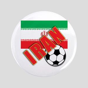 """IRAN World Soccer 3.5"""" Button"""