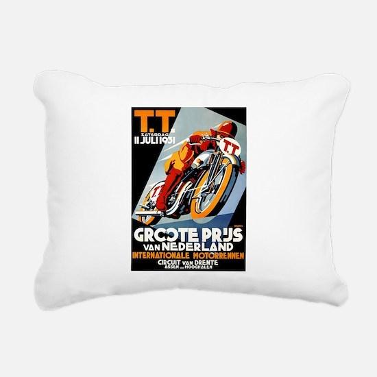 1931 Netherlands Grand Prix Racing Poster Rectangu