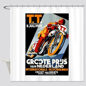 1931 Netherlands Grand Prix Racing Poster Shower C