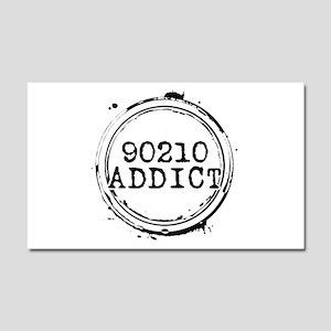 90210 Addict Car Magnet 20 x 12