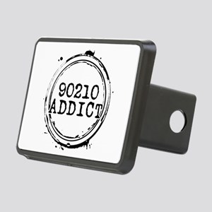 90210 Addict Rectangular Hitch Cover