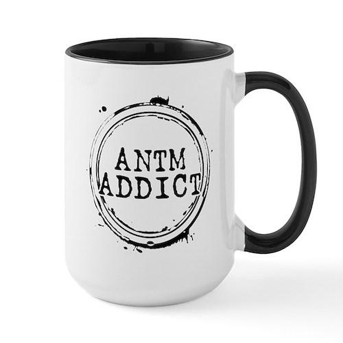 ANTM Addict Large Mug