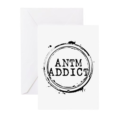 ANTM Addict Greeting Cards (10 pack)