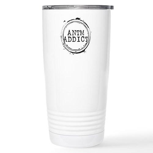 ANTM Addict Stainless Steel Travel Mug