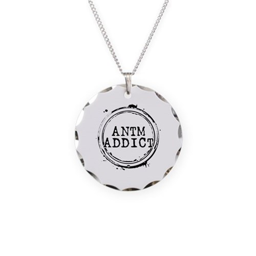 ANTM Addict Necklace Circle Charm