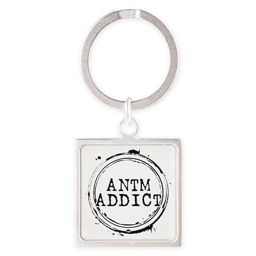 ANTM Addict Square Keychain