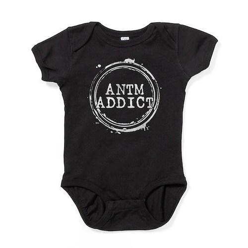 ANTM Addict Baby Bodysuit