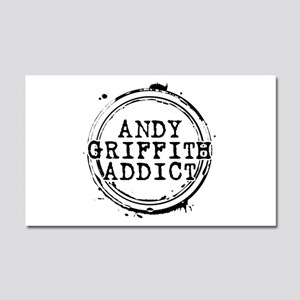Andy Griffith Addict Car Magnet 20 x 12
