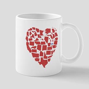 Massachusetts Mug