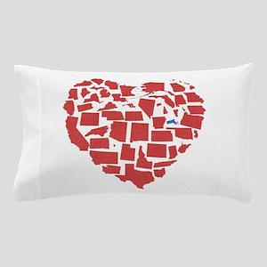 Massachusetts Pillow Case