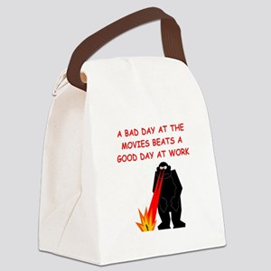 MOVIES3 Canvas Lunch Bag