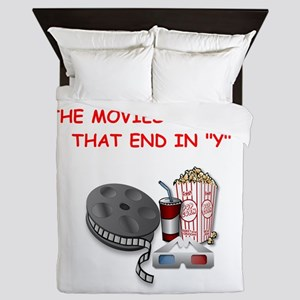 MOVIES2 Queen Duvet