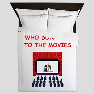 MOVIES1 Queen Duvet