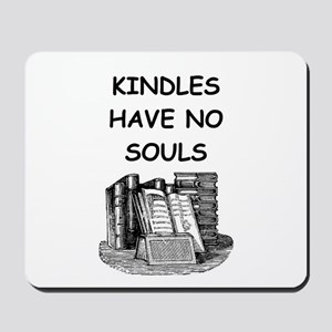 books Mousepad