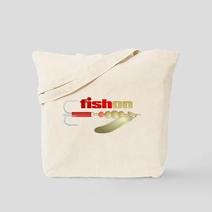 fishon (lure) Tote Bag
