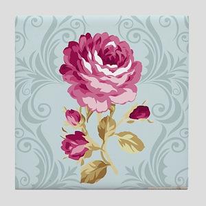 Floribunda Tile Coaster
