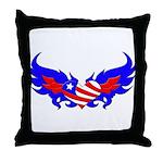 Heart Flag ver2  Throw Pillow