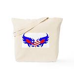 Heart Flag ver2  Tote Bag