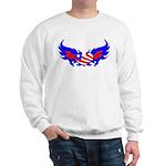 Heart Flag ver2 Sweatshirt