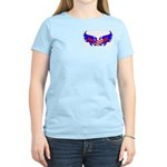 Heart Flag ver2 Women's Light T-Shirt