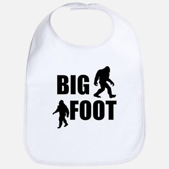 Bigfoot Bib