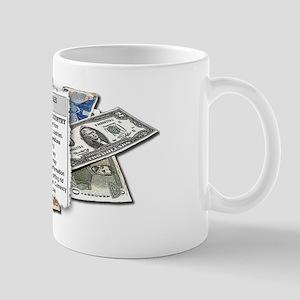 Currency Ad Mug