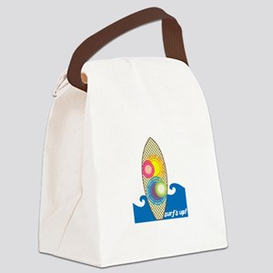 Surf's Up! Canvas Lunch Bag