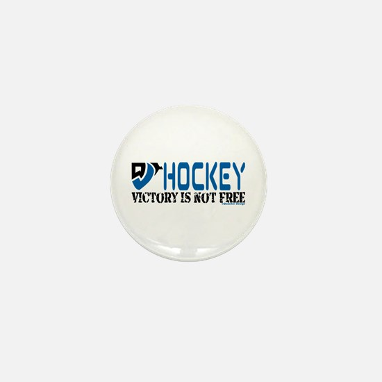 Hockey Victory Mini Button