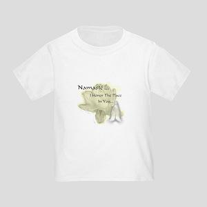Namaste, I Honor... Toddler T-Shirt