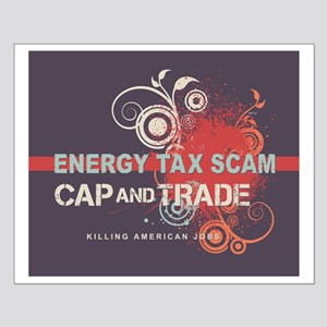 Energy Tax Scam Posters