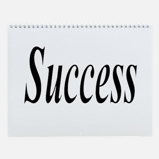 Success - Wall Calendar
